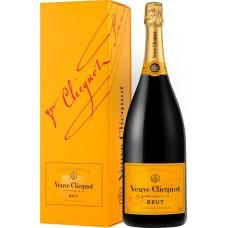 Шампанское VEUVE CLICQUOT PONSARDIN белое брют, 1.5л, Франция, 1.5 L