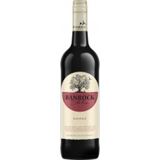 Вино ACCOLADE WINES BANROCK STATION Шираз защ. геогр. указ. красное полусухое, 0.75л, Великобритания, 0.75 L