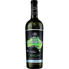 Вино ALVISA FIVE CONTINENTS Семильон стол. бел. сух., Россия, 0.75 L