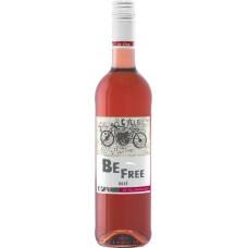 Вино безалкогольное BE FREE Розе розовое сладкое, 0.75л, Германия, 0.75 L