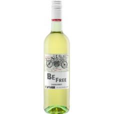 Вино безалкогольное BE FREE Шардоне белое полусладкое, 0.75л, Германия, 0.75 L