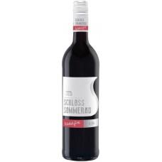 Вино безалкогольное PETER MERTES SCHLOSS SOMMERAU кр. сл., Германия, 0.75 L