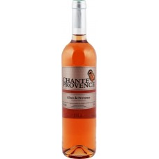Вино CHANTE Прованс AOC роз. сух., Франция, 0.75 L
