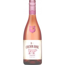 Вино COCHON ROSE Сира Вьей Винь столовое розовое сухое, 0.75л, Франция, 0.75 L