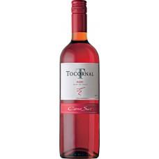 Вино CONO SUR TOCORNAL Розе защ. геогр. указ. розовое полусухое, 0.75л, Чили, 0.75 L