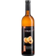 Вино фруктовое DIFRUCT Абрикосовое полусладкое, 0.75л, Молдова, 0.75 L