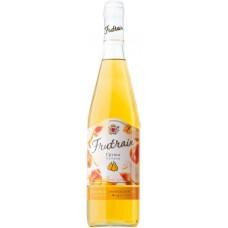 Вино фруктовое FRUTRAIN Груша сочная полусладкое, 0.7л, Россия, 0.7 L