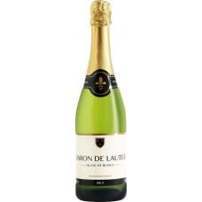 Вино игр BARON DE LAUTER бел.брФр0.75L, Франция, 0.75 L