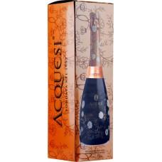Вино игристое ACQUESI Cortese Пьемонт DOC белое сухое, п/у, 0.75л, Италия, 0.75 L