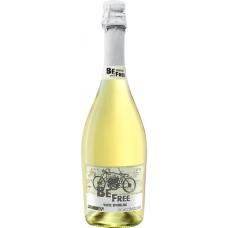 Вино игристое безалкогольное BE FREE белое сладкое, 0.75л, Германия, 0.75 L