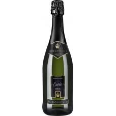 Вино игристое BORGHESIA полусладкое белое Кюве Дольче черн этик ст/б, Италия, 0.75 L