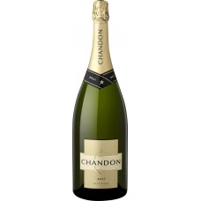 Вино игристое CHANDON геогр. указ. Мендоса белое брют, 1.5л, Аргентина, 1.5 L
