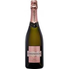 Вино игристое CHANDON ROSE геогр. указ. Мендоса розовое брют, 0.75л, Аргентина, 0.75 L