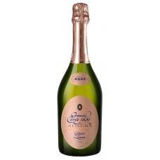 Вино игристое GRANDE CUVEE 1531 DE AIMERY Креман де Лиму Лангедок-Руссийон AOC розовое брют, 0.75л, Франция, 0.75 L