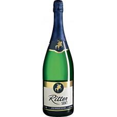 Вино игристое RITTER SEKT белое сухое, 1.5л, Австрия, 1.5 L