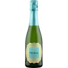 Вино игристое VILLA CONCHI Brut Selection Кава Пенедес DO белое брют, 0.375л, Испания, 0.375 L