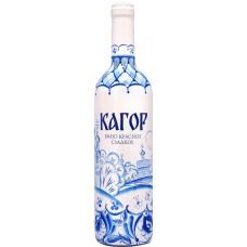 Вино КАГОР Ариант столовое кр. сл., Россия, 0.7 L