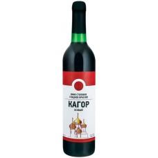 Вино КАГОР ОСОБЫЙ столовое красное сладкое, 0.7л, Россия, 0.7 L