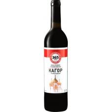 Вино Кагор Православный столовое красное сладкое, 0.7л, Россия, 0.7 L