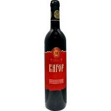 Вино КАГОР столовое красное сладкое, 0.7л, Россия, 0.7 L