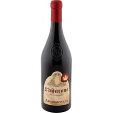 Вино LAFFARONE APPASSIONATA ORGANIC Апулия красное полусухое, 0.75л, Италия, 0.75 L