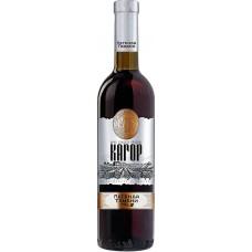 Вино ЛЕГЕНДА ТАМАНИ Кагор столовое красное сл., Россия, 0.7 L