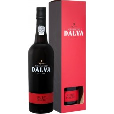 Вино ликерное DALVA RUBY Порто Дору красное, п/у, 0.75л, Португалия, 0.75 L