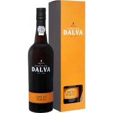 Вино ликерное DALVA TAWNY Порто Дору красное, п/у, 0.75л, Португалия, 0.75 L