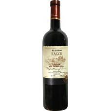 Вино ликерное КАГОР красное (Армения) 0.75L, Армения, 0.75 L