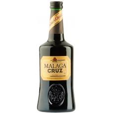 Вино ликерное MALAGA CRUZ красное, 0.75л, Испания, 0.75 L