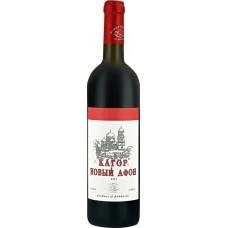 Вино ликерное НОВЫЙ АФОН Кагор, 0.75л, Абхазия, 0.75 L