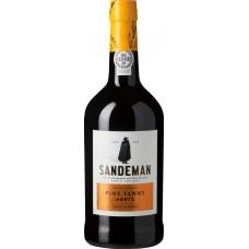Вино ликерное SANDEMAN FINE TAWNY PORTO Дору защ. наим. места происх. п/у, Португалия, 0.75 L
