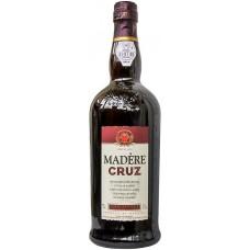 Вино MADERE CRUZ ликерное выдержанное Мадера Круз красное, 0.75л, Португалия, 0.75 L