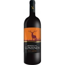 Вино MONTE DE CONTENDA Алентежу DOC красное сухое, п/у, 1.5л, Португалия, 1.5 L