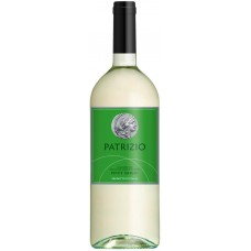Вино PATRIZIO Пино Гриджио белое сухое, 1.5л, Италия, 1.5 L