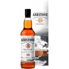 Виски AERSTONE Sea Cask Шотландский, односолодовый 10 лет 40%, п/у, 0.7л, Великобритания, 0.7 L