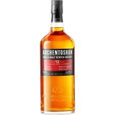 Виски AUCHENTOSHAN 12 лет Шотландский односолодовый, 40%, п/у, 0.7л, Великобритания, 0.7 L