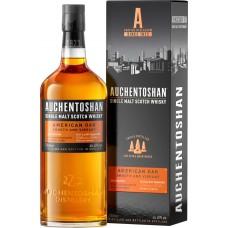 Виски AUCHENTOSHAN American Oak 40%, п/у, 0.7л, Великобритания, 0.7 L