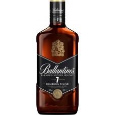 Виски BALLANTINE'S 7 Шотландский купажированный 40%, 0.7л, Великобритания, 0.7 L