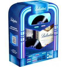 Виски BALLANTINE'S Finest 40%, п/у + 2 бокала, 0.7л, Великобритания, 0.7 L