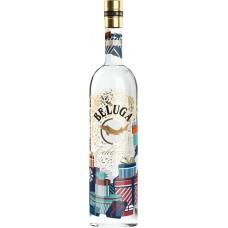 Водка BELUGA Noble Celebratio 40%, 0.7л, Россия, 0.7 L